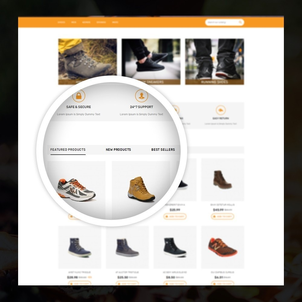 theme - Mode & Schoenen - Coolshoes - Shoes store - 9