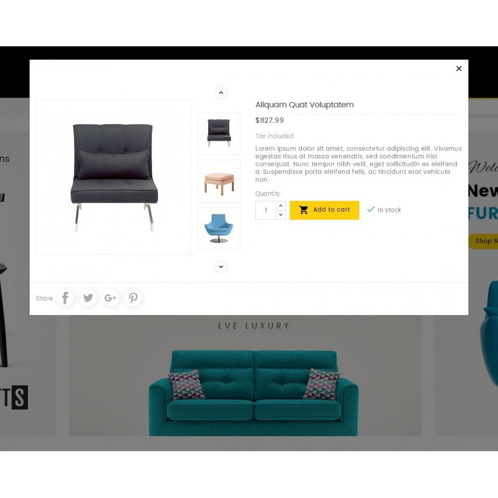 theme - Дом и сад - sofiao modern sofa chairs - 8