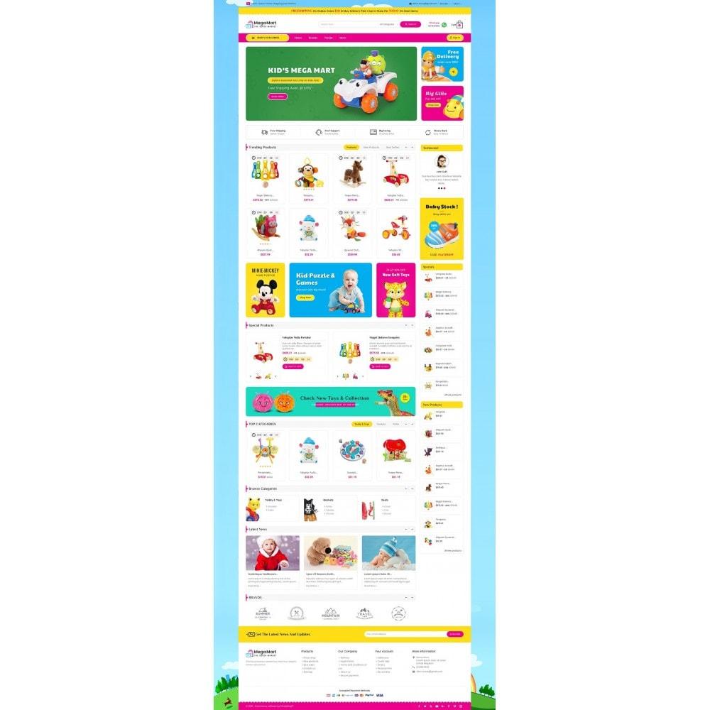 theme - Crianças & Brinquedos - Mega Mart Kids Toys - 2