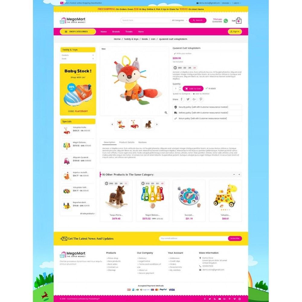 theme - Crianças & Brinquedos - Mega Mart Kids Toys - 5