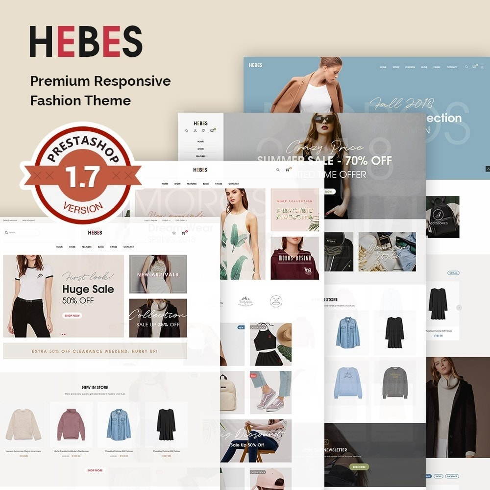 theme - Mode & Chaussures - JMS Hebes II - 1