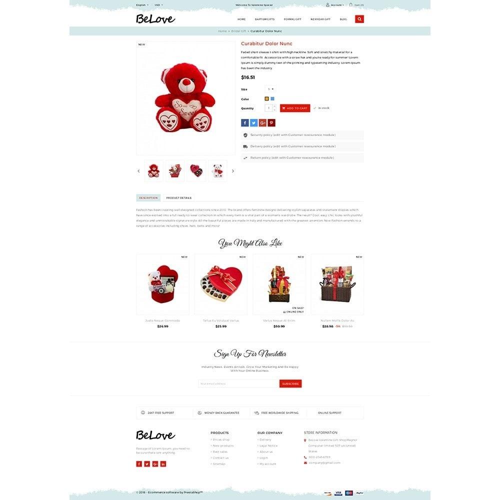 theme - Cadeaux, Fleurs et Fêtes - Belove Gift Store - 5