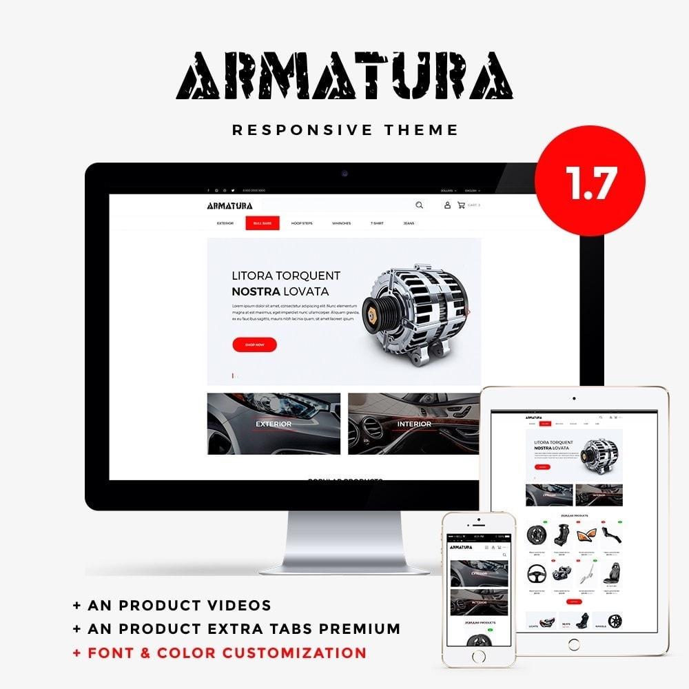 theme - Coches y Motos - Armatura - 1