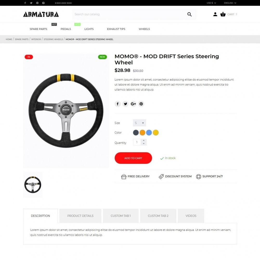 theme - Авто и Мото - Armatura - 6