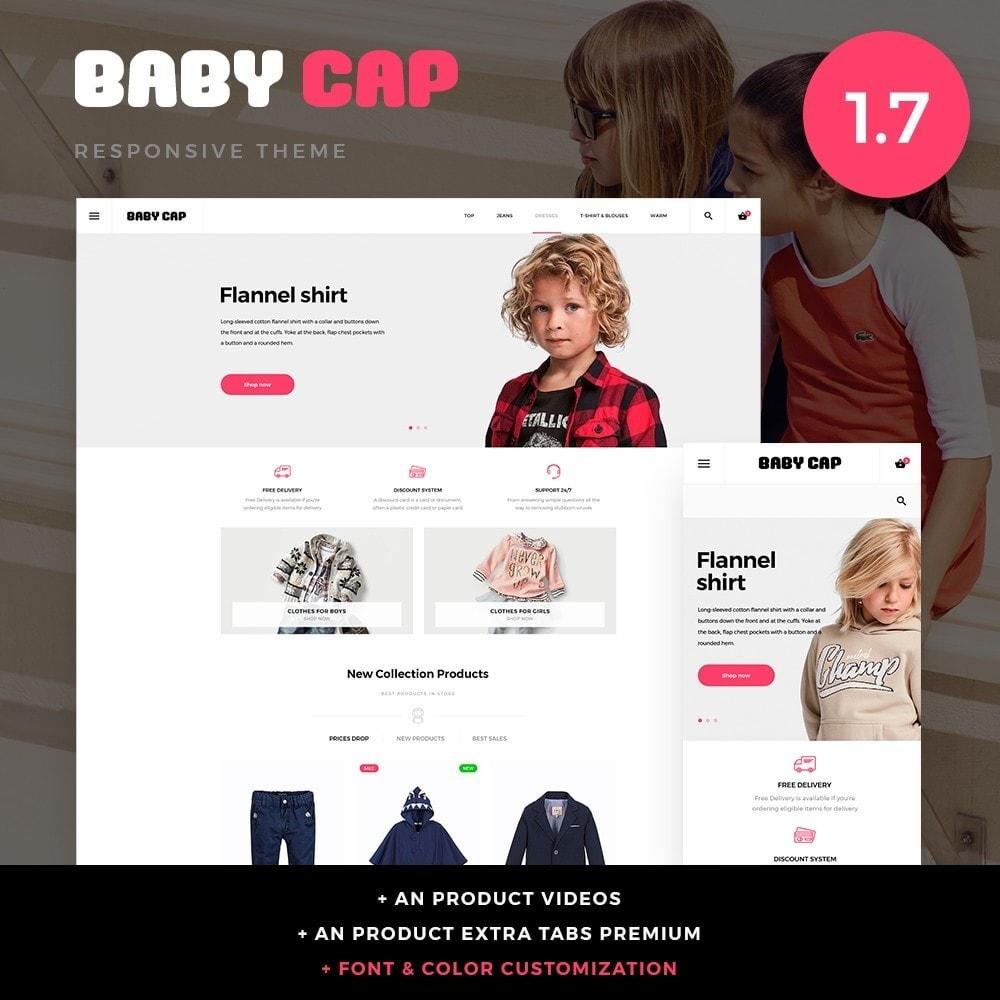 theme - Zabawki & Artykuły dziecięce - Baby cap - 1