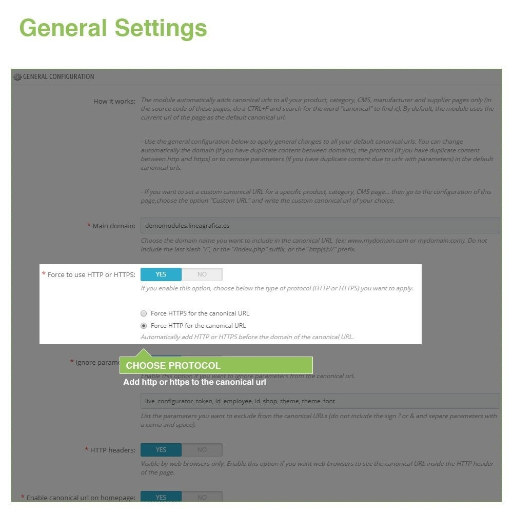 module - URL & Redirects - Canonical URLs to Avoid Duplicate Content - SEO - 4
