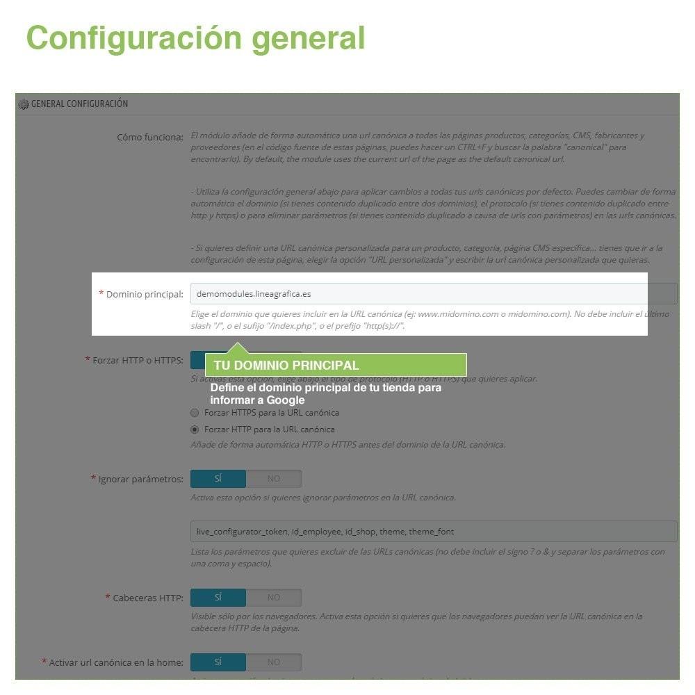 module - URL y Redirecciones - URLs Canónicas para Evitar Contenido Duplicado - SEO - 2