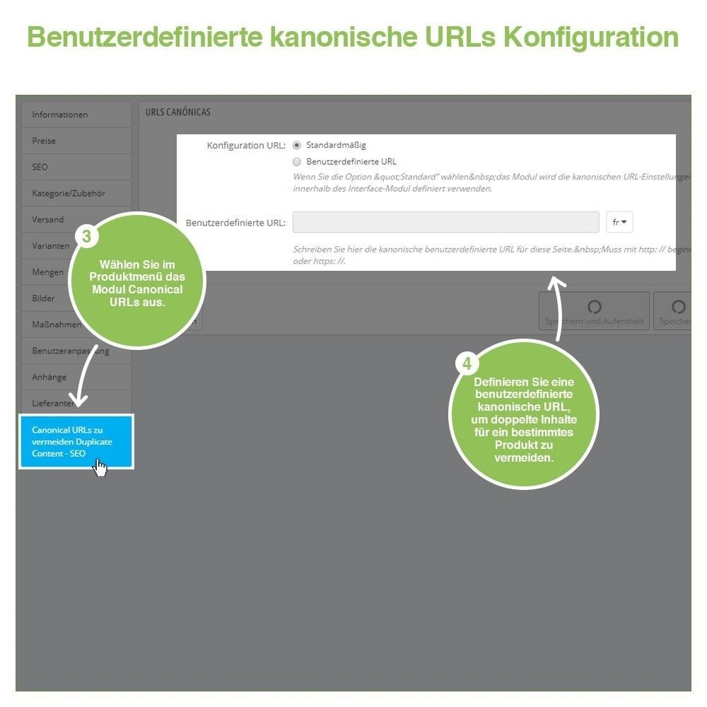 bundle - URL & Redirects - SEO - Verbessern Sie Ihre Website Indexierung - 3-Modul - 11