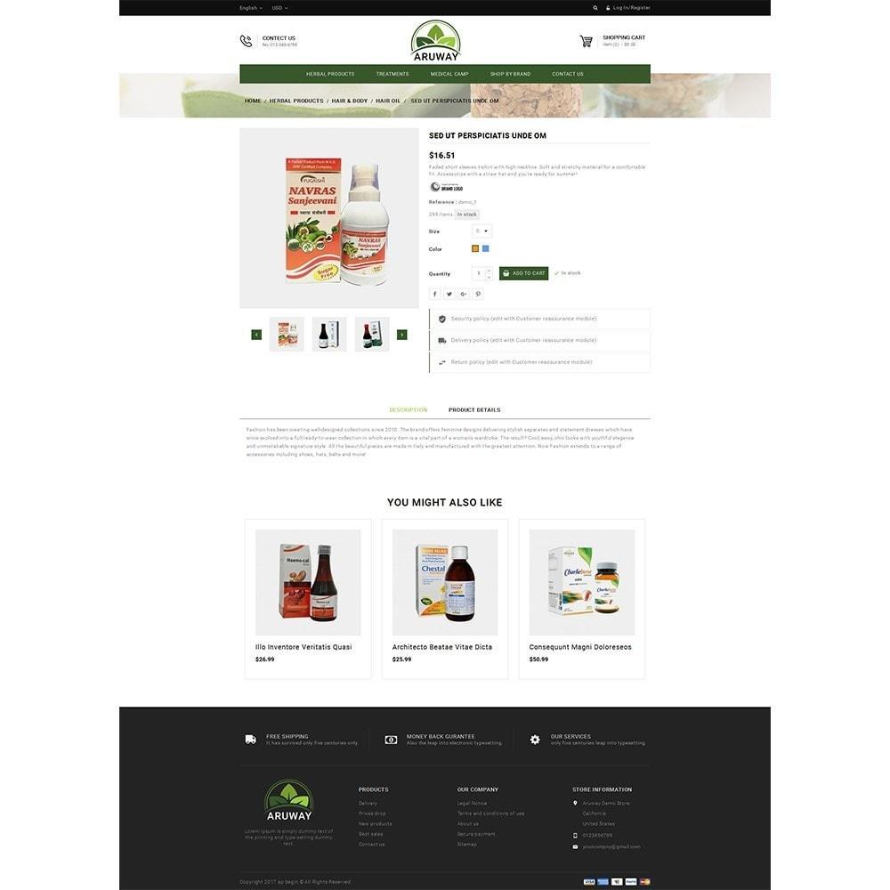 theme - Santé & Beauté - Aruway health store - 5