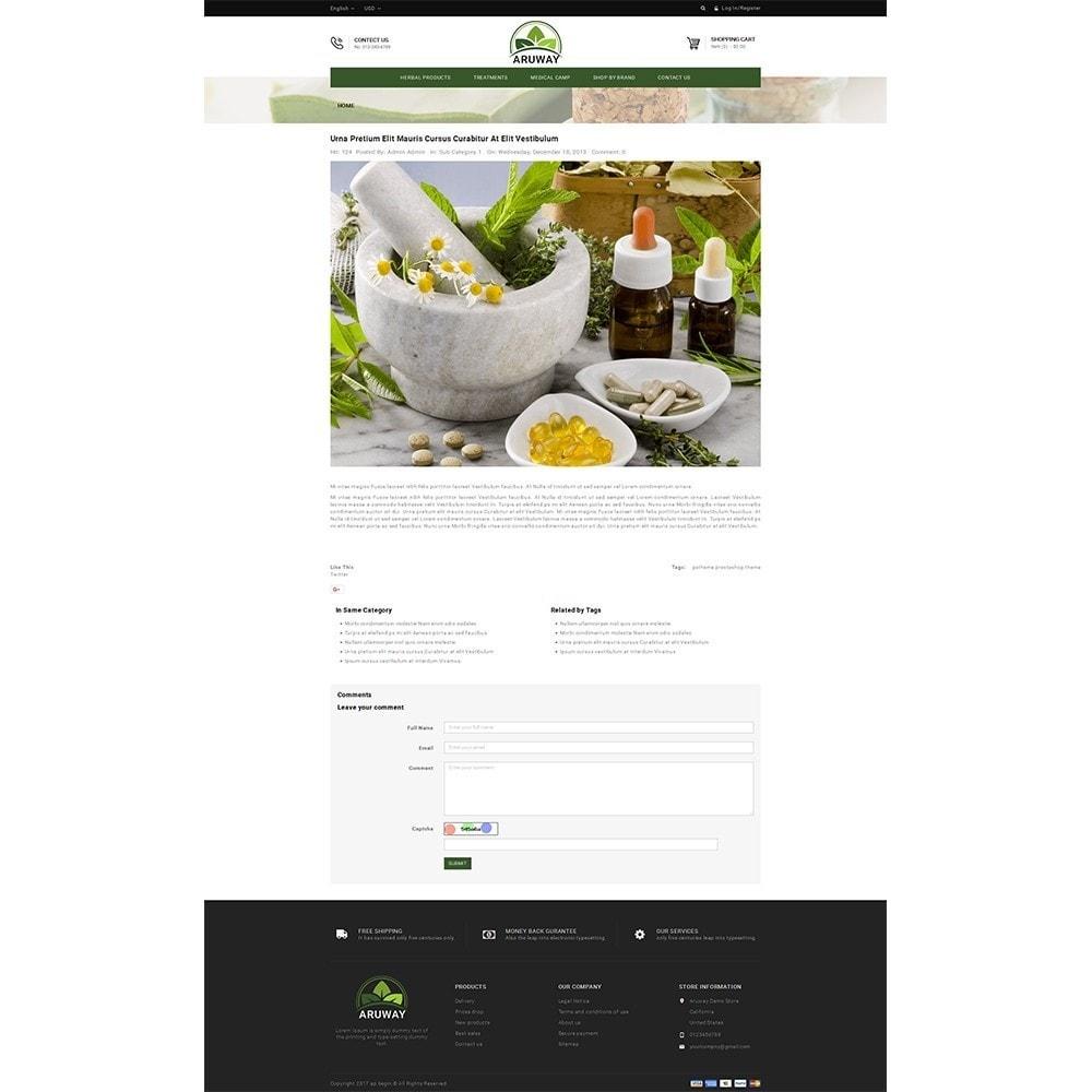 theme - Gesundheit & Schönheit - Aruway health store - 6