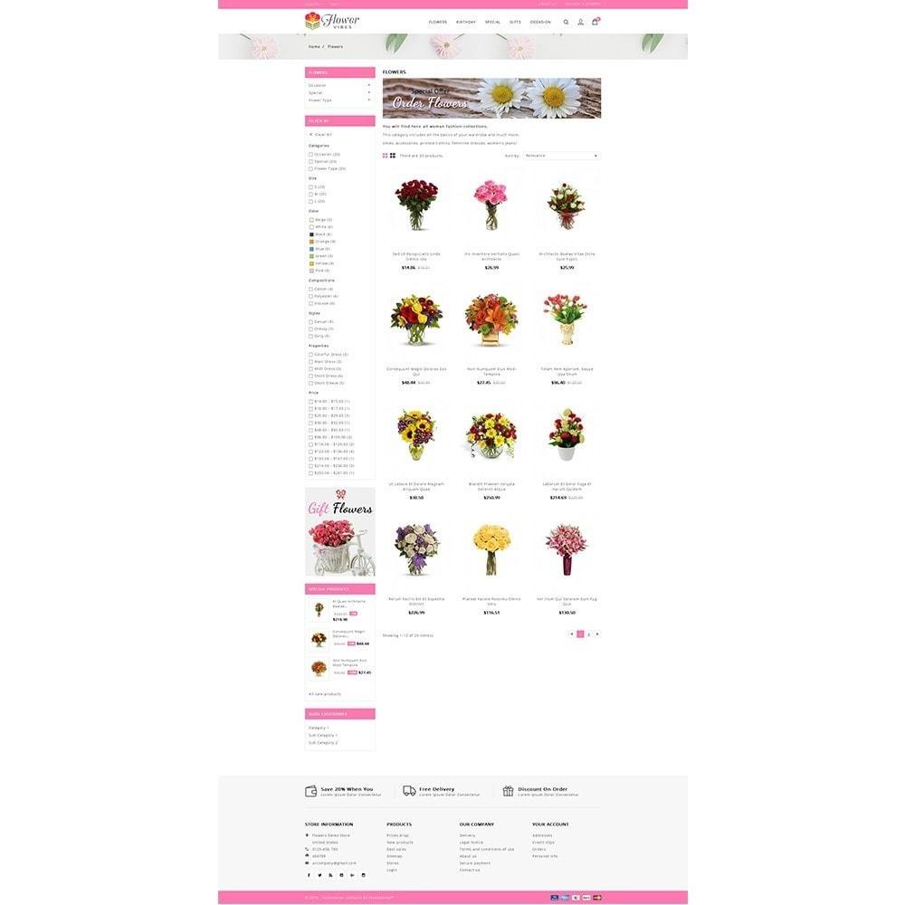 theme - Regalos, Flores y Celebraciones - Flower Vibes Store - 3