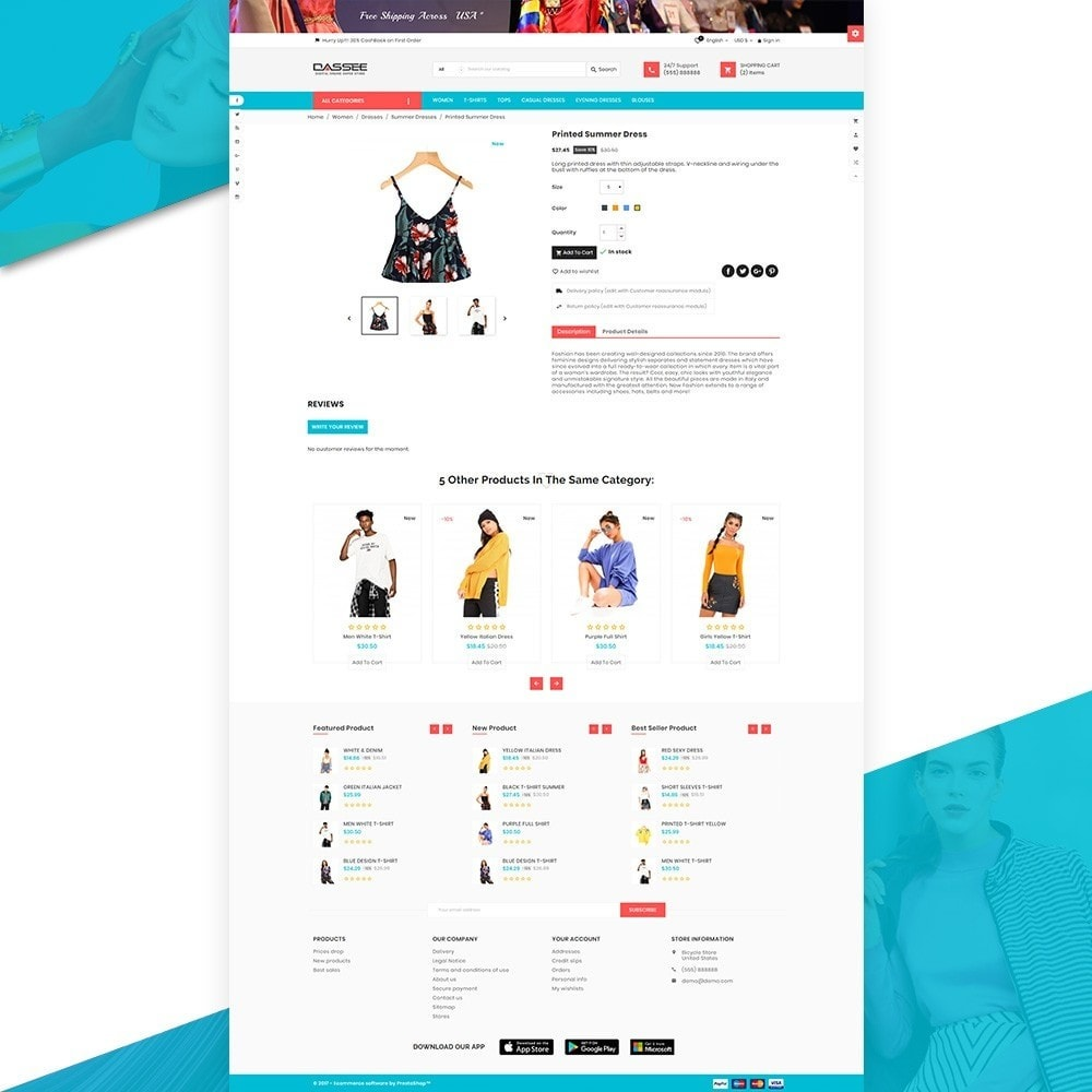 theme - Moda y Calzado - Dassee – Fashion Super Store v2 - 4