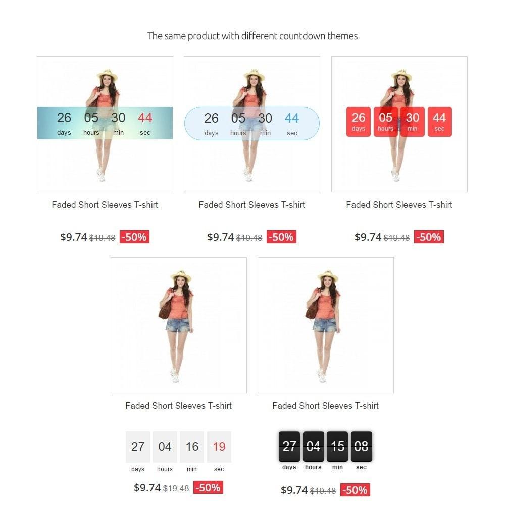 module - Flash & Private Sales - Produkt Countdown PRO - 2