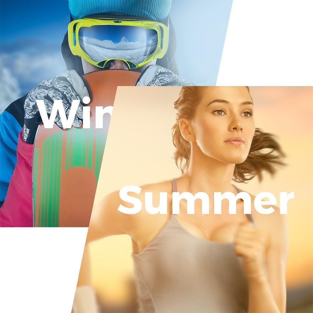 theme - Desporto, Actividades & Viagens - Olympics Store - Professional Sports - 2