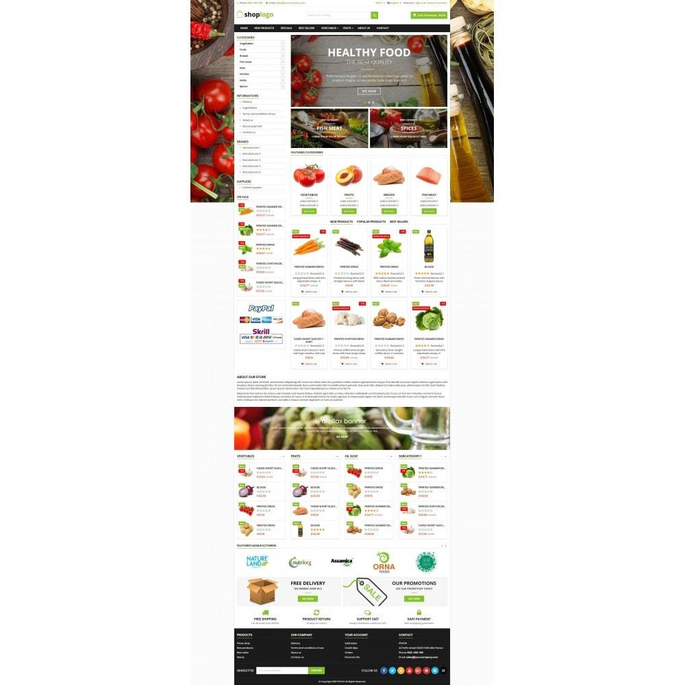 theme - Eten & Restaurant - P17AT14 Food store - 2