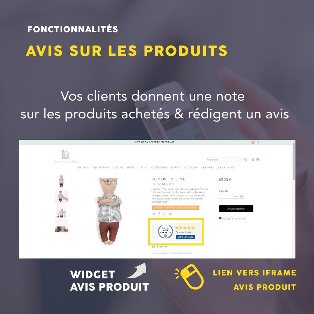 module - Avis clients - Avis client - Société des Avis Garantis - 9