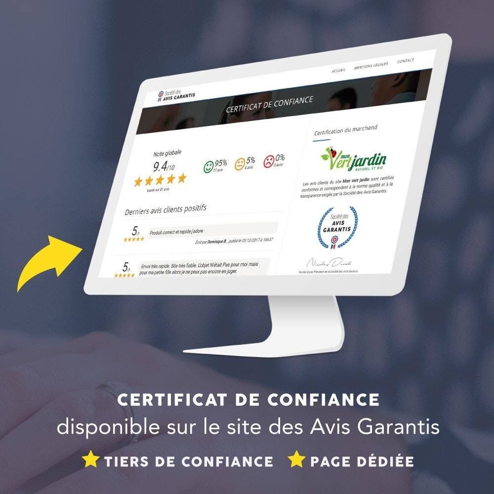 module - Avis clients - Avis client - Société des Avis Garantis - 14