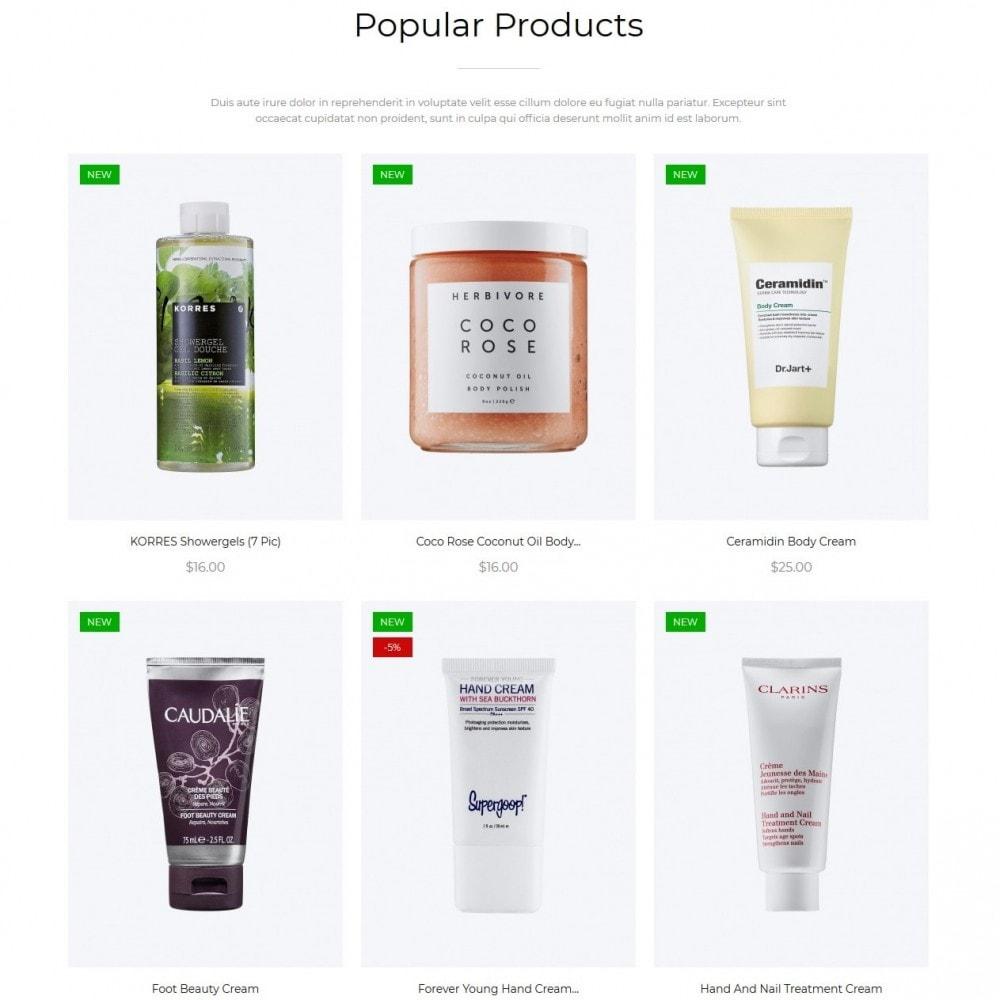 theme - Santé & Beauté - Individual Cosmetics - 3