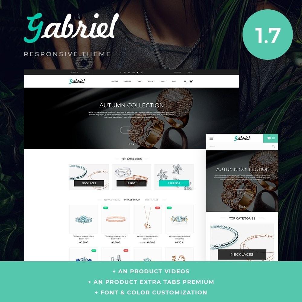theme - Joyas y Accesorios - Gabriel - 1