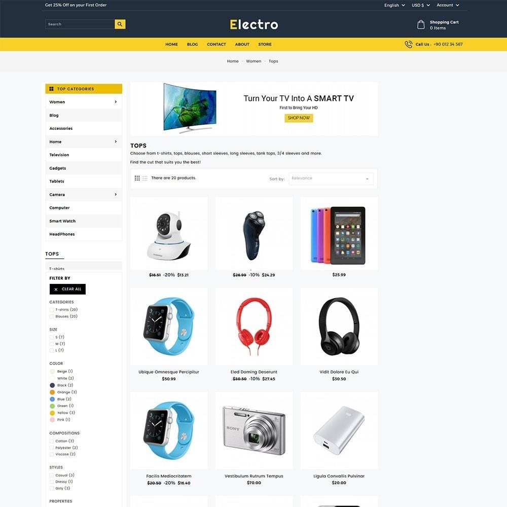 theme - Electrónica e High Tech - Electro Electronics Store - 5