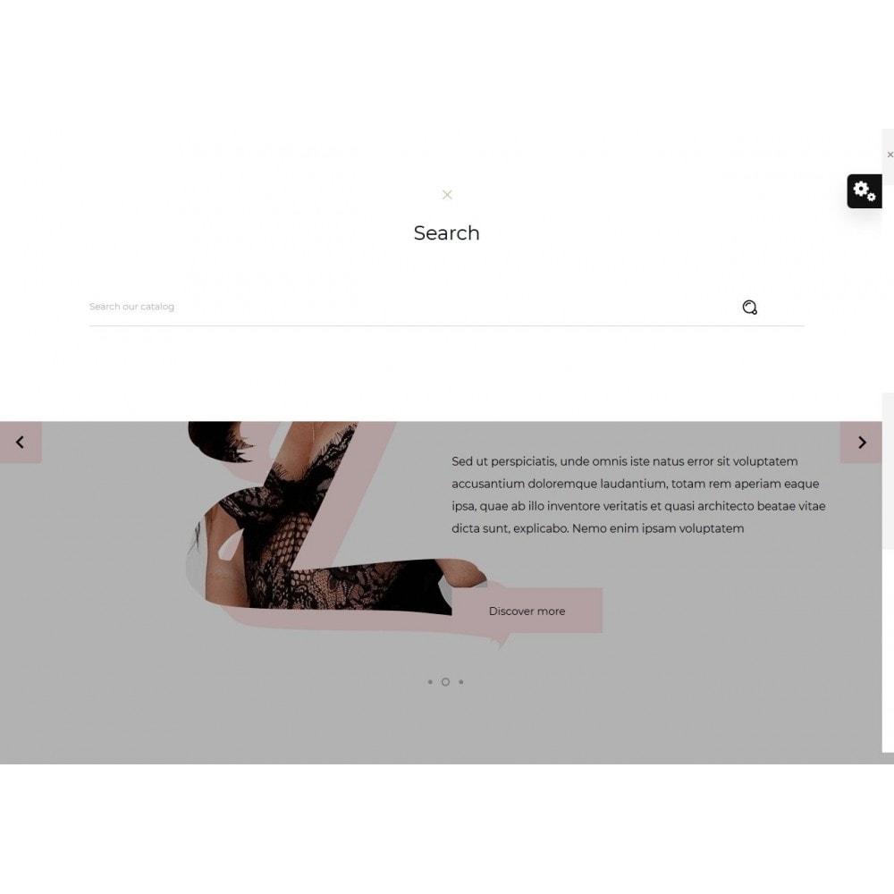 theme - Bielizna & Dorośli - Lisette Lingerie Shop - 9