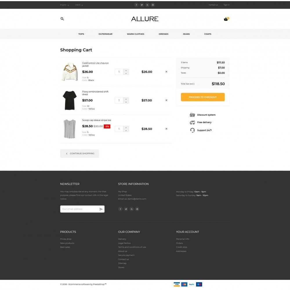 theme - Fashion & Shoes - Allure Fashion Store - 10