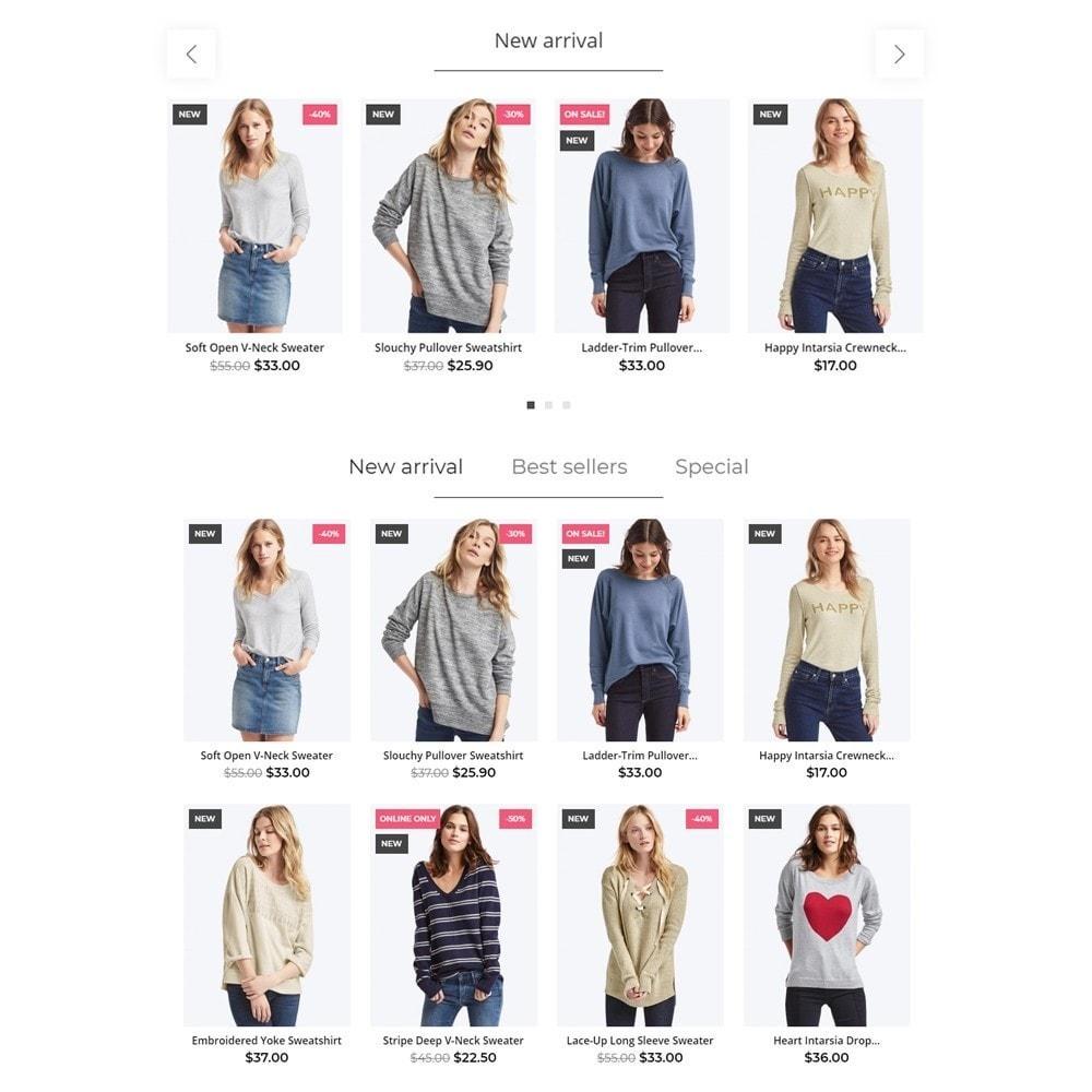 theme - Fashion & Shoes - Zephyrus Fashion Store - 3