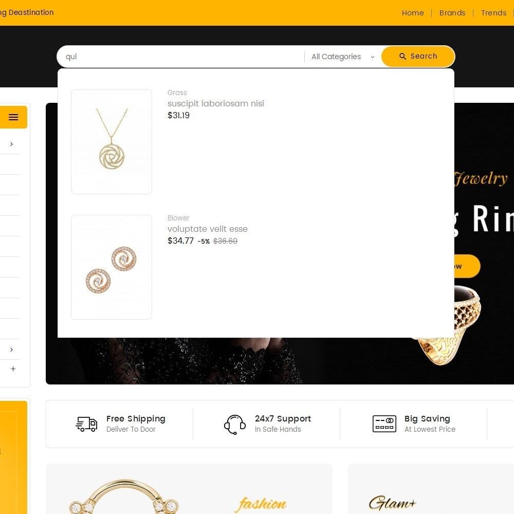 theme - Sieraden & Accessoires - Mega Mart Jewelry Imitation - 10