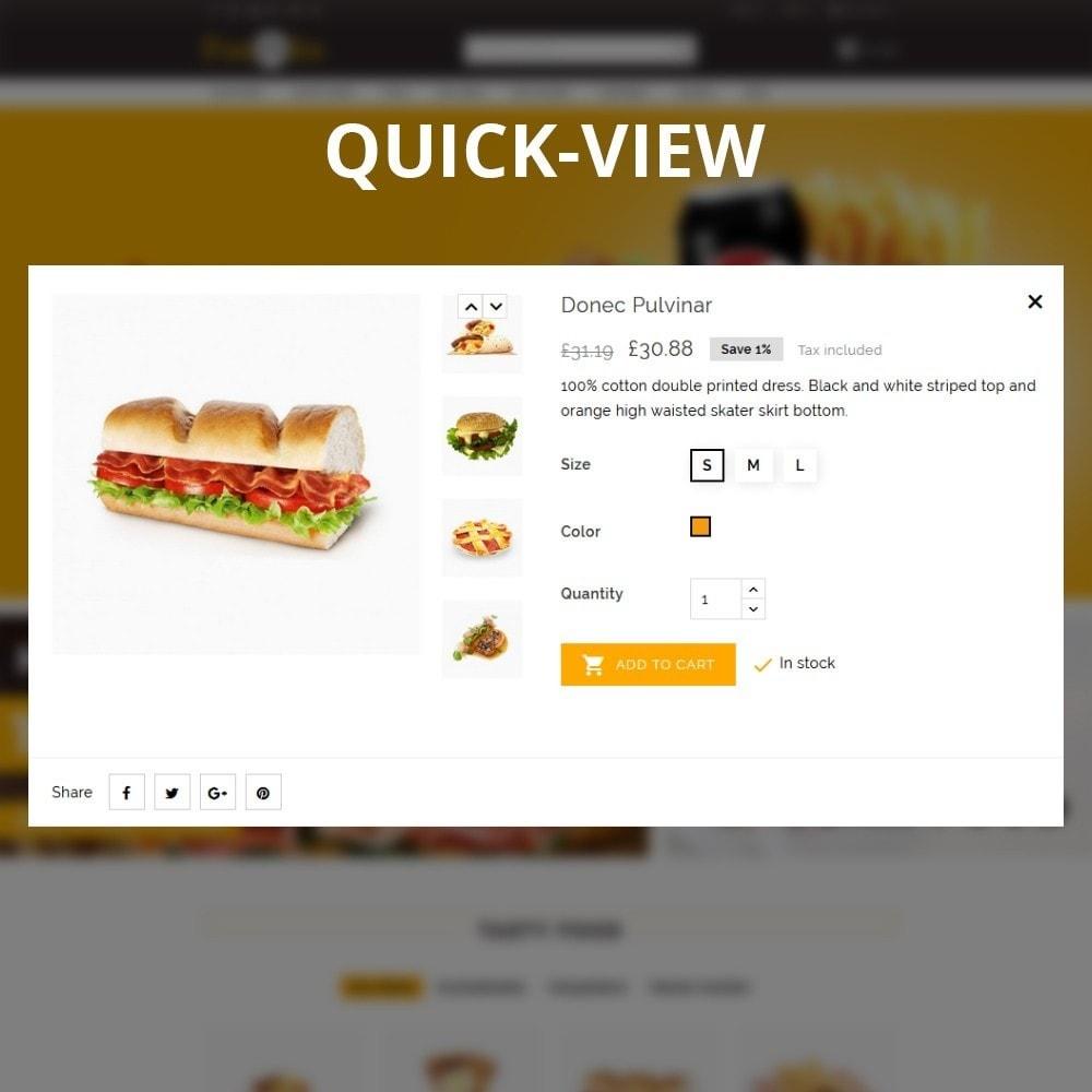 theme - Alimentation & Restauration - Foodbits Restaurant - 12