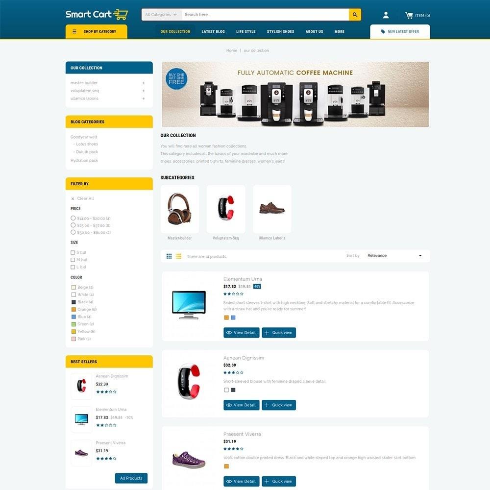 theme - Moda & Calzature - Smartcart Mega Store - 5