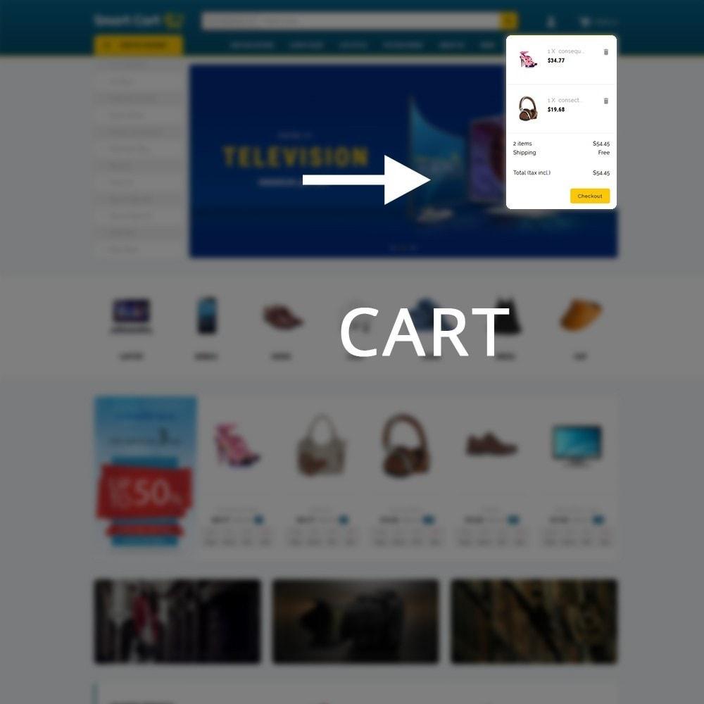 theme - Mode & Chaussures - Smartcart Mega Store - 8