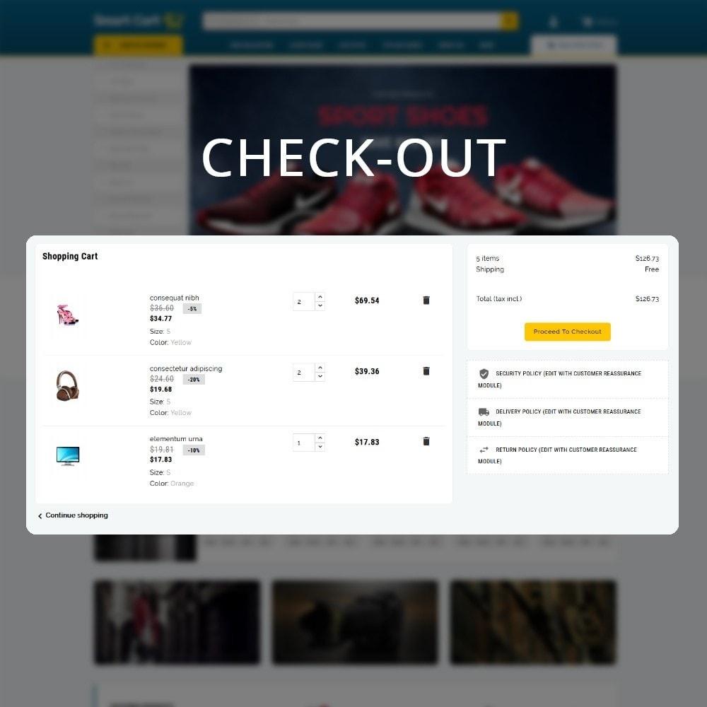 theme - Mode & Chaussures - Smartcart Mega Store - 10
