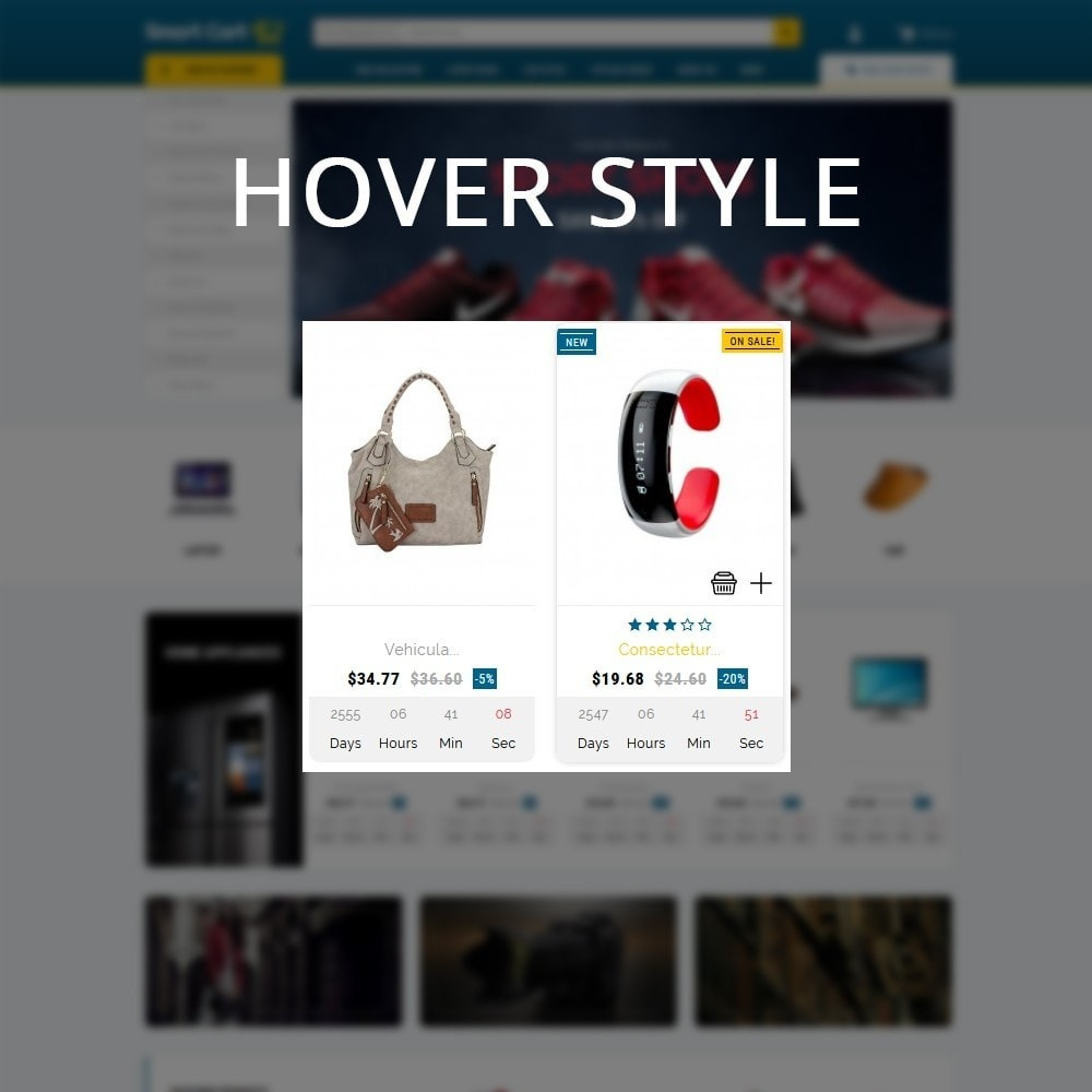 theme - Mode & Chaussures - Smartcart Mega Store - 11