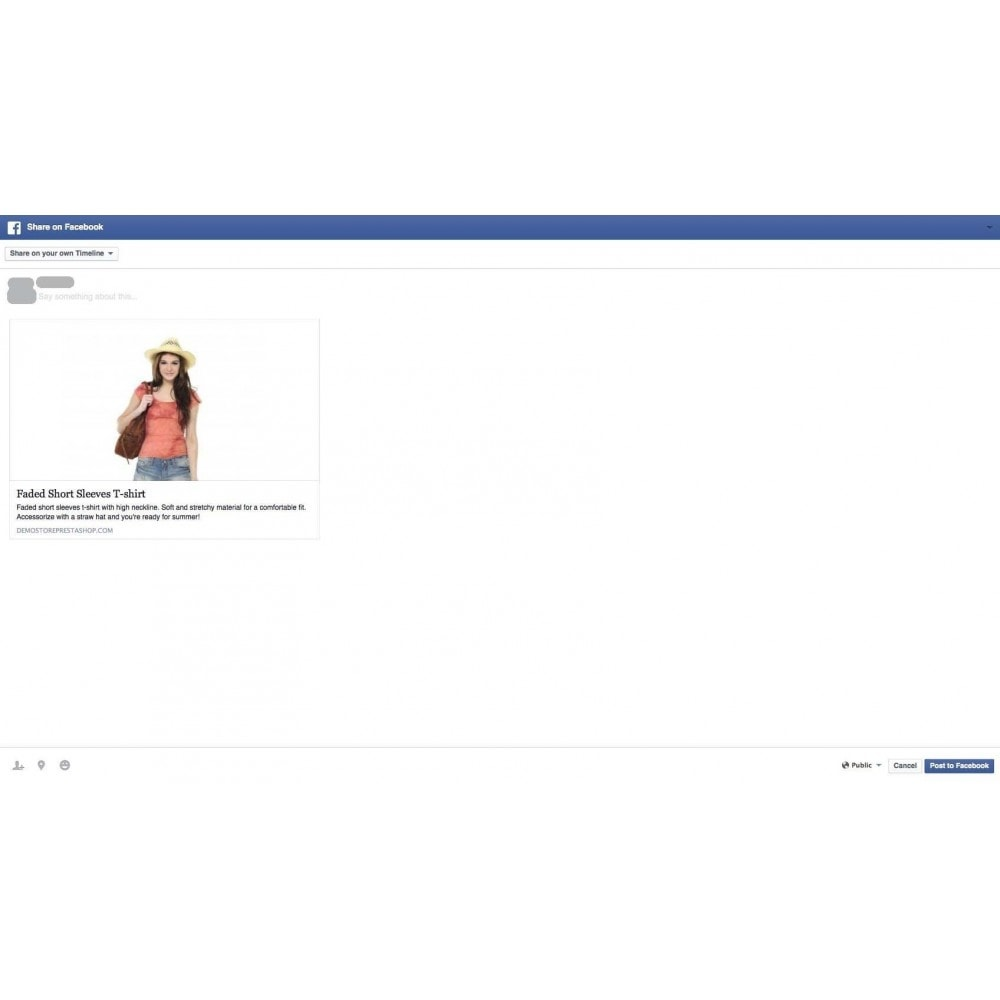 module - Deelknoppen & Commentaren - Share on social network - 5