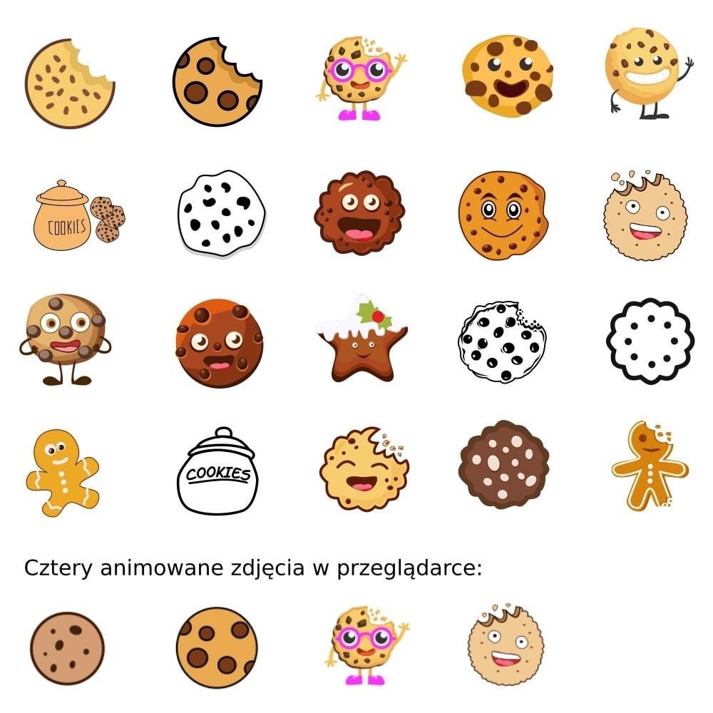 module - Wzmianki prawne - Nowoczesna informacja o zastosowaniu plików Cookies - 6