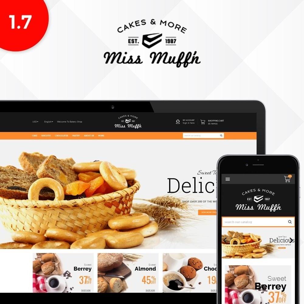 theme - Żywność & Restauracje - Bakery Store - 1