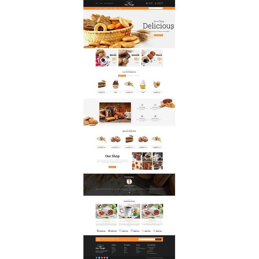 theme - Żywność & Restauracje - Bakery Store - 2