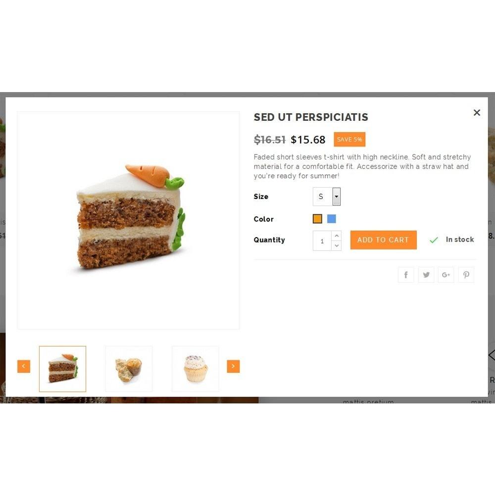 theme - Żywność & Restauracje - Bakery Store - 7