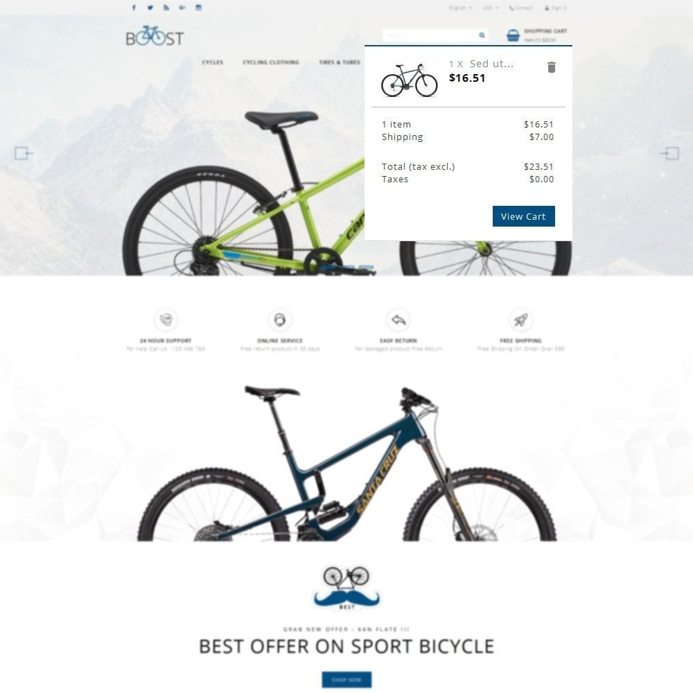 theme - Sports, Activities & Travel - Boost store - 8