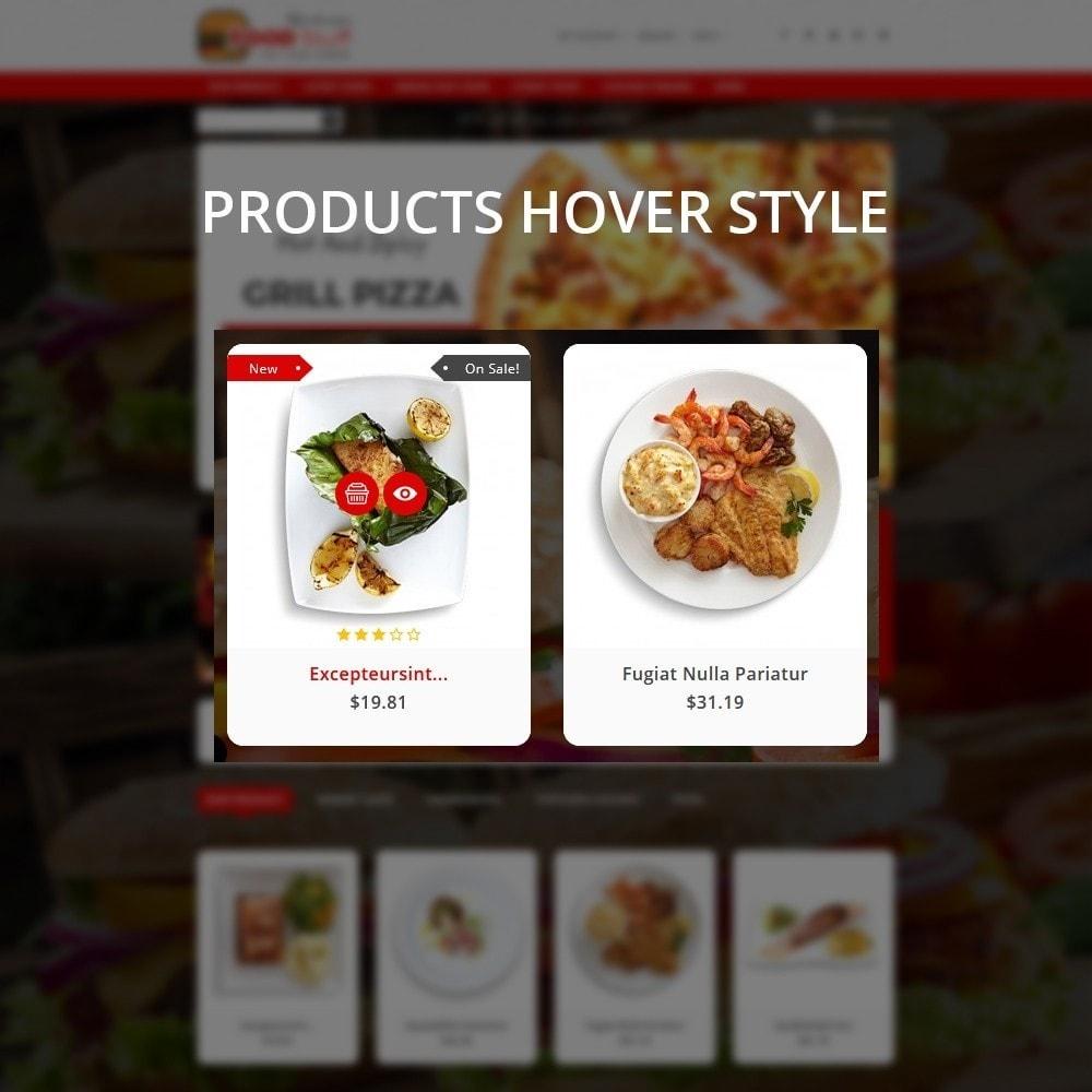 theme - Cibo & Ristorazione - Foodstuff Restaurant - 12