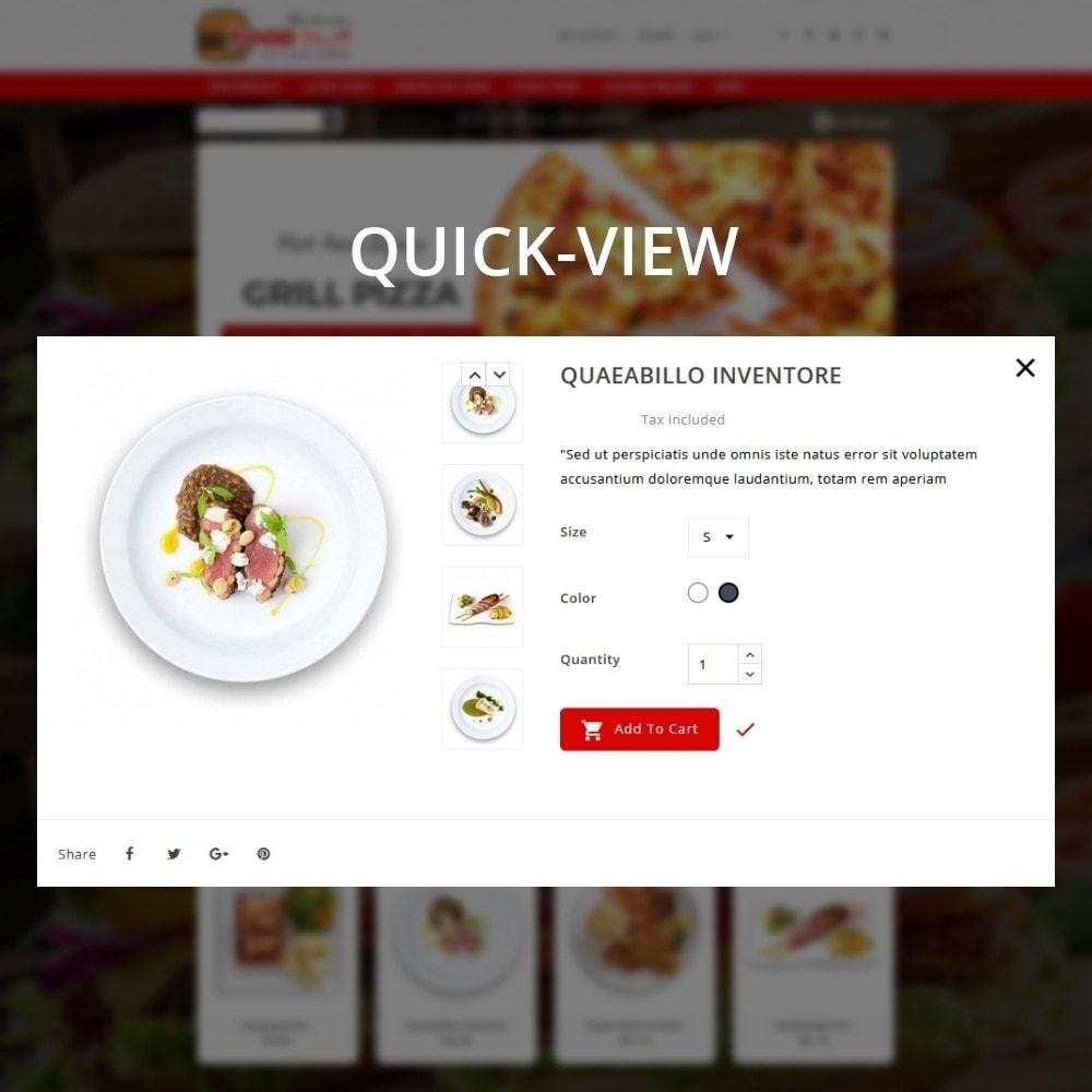 theme - Gastronomía y Restauración - Foodstuff Restaurant - 13