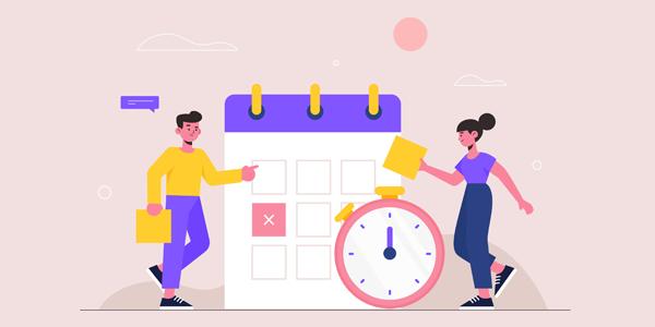 2020 E-commerce calendar