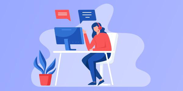 Ondersteuning & Online chat