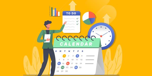 Calendrier e-commerce 2020