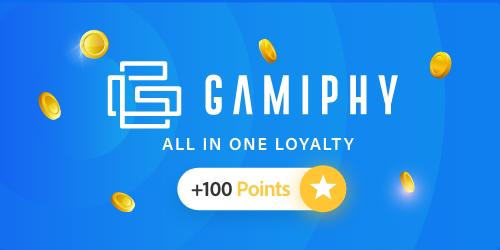 Gamiphy: fidélité et parrainage