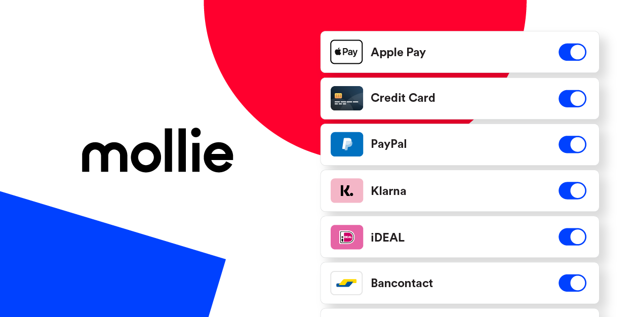 Mollie online betalingen