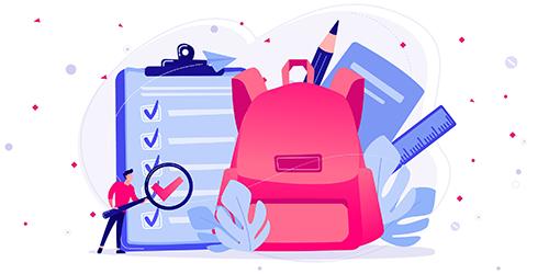 Prepare for Back to School!
