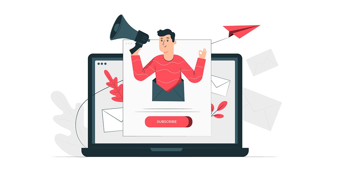 Newsletter y SMS