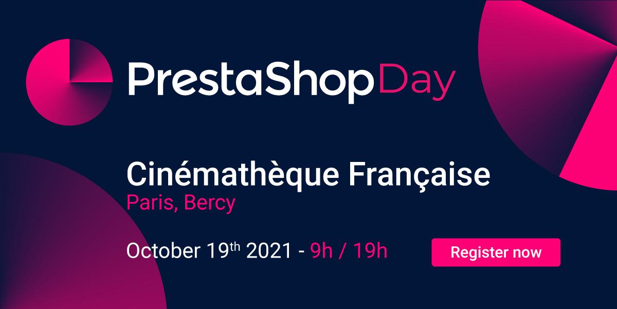 PrestaShop Day à Paris