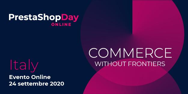 PrestaShop Day Online